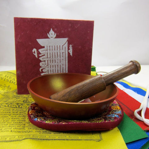 Kalichakra Singing Bowl Gift Set