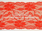 Lace Headband #10 Red