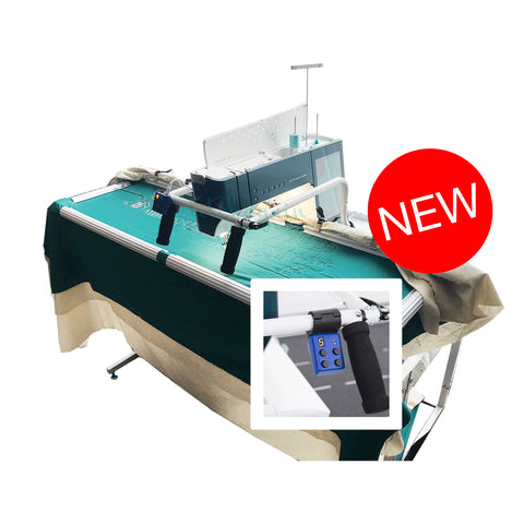 NEW Pfaff Creative Fabric Frame (with Stitch Regulator)