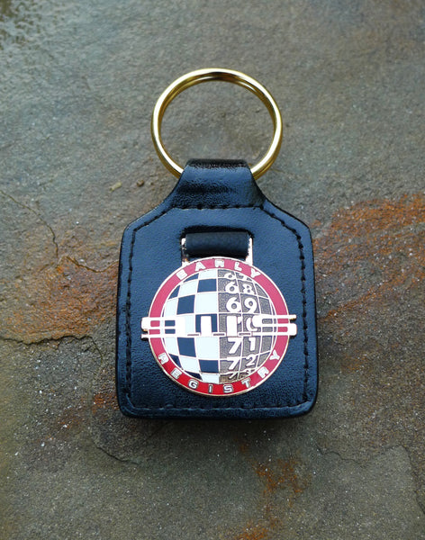 Leather Keyfob