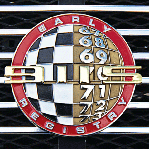 Car Grill Badge