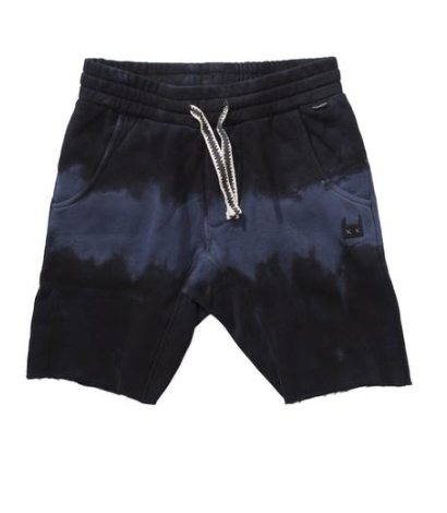 Munster Kids Tie Dye Shorts