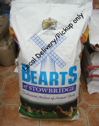 Bearts Free Range Layers Pellets 20kg
