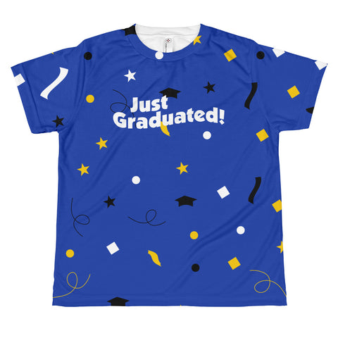 Just Graduated - Youth Sublimated Crew