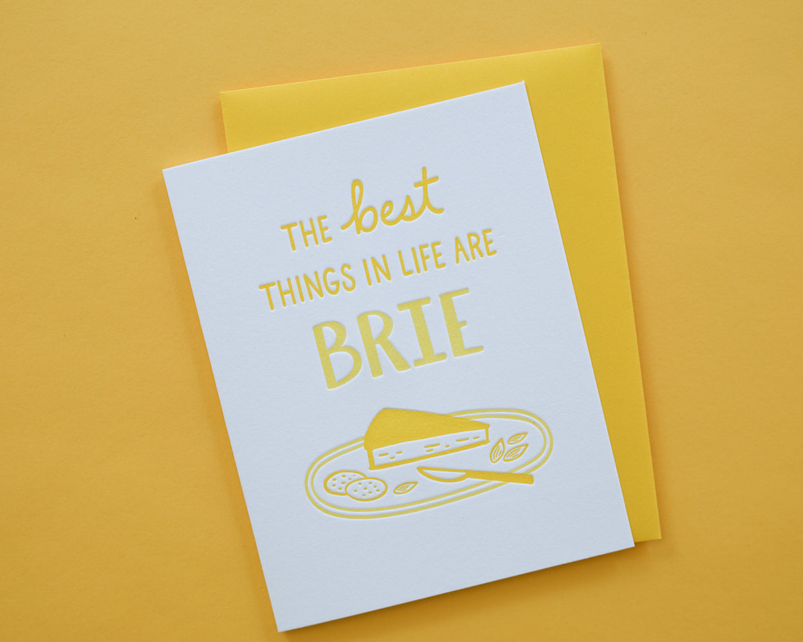 Best Things Brie