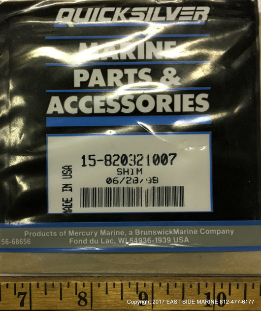 15-820321007 Shim for Sale