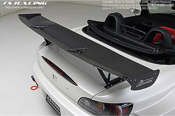 J's Racing S2000 Type-GT Wet Carbon