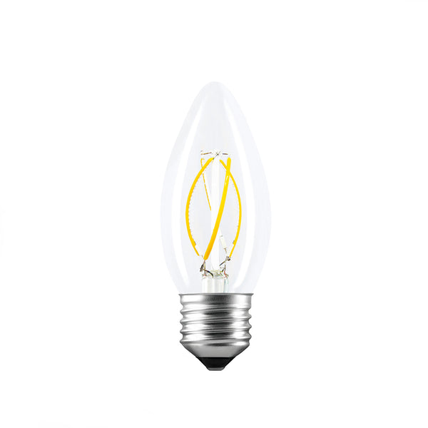 SYMSIS Graphene E27 Candle 4W LED Bulb (Dimmable) 4000k
