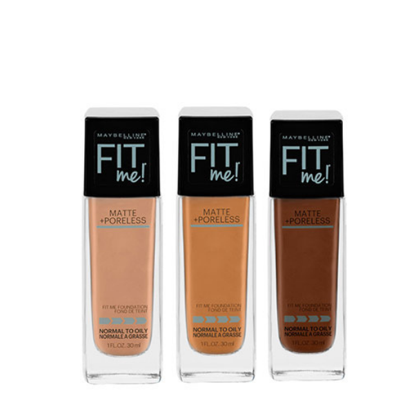 Fit me! MATTE+PORELESS