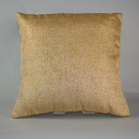 Golden Nugget Pillow