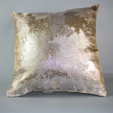Metallic Cloud Pillow