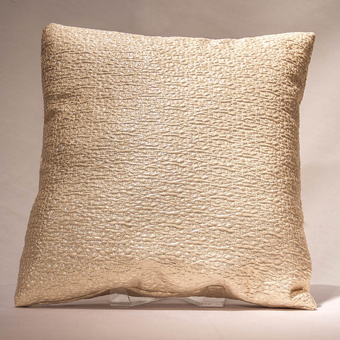 Champagne Glimmer Pillow
