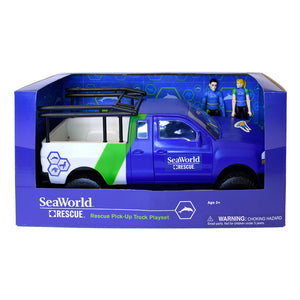 SeaWorld Rescue Pickup Truck Playset