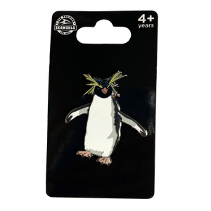 Rockhopper Penguin Pin