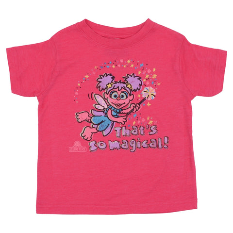 Abby Cadabby Vintage So Magical Toddler T-Shirt