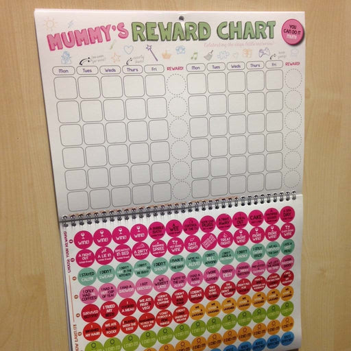 Mummy Reward Chart