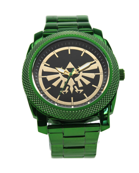 The Legend of Zelda Men's Stainless Steel Watch (GLZ8006) - SuperheroWatches.com