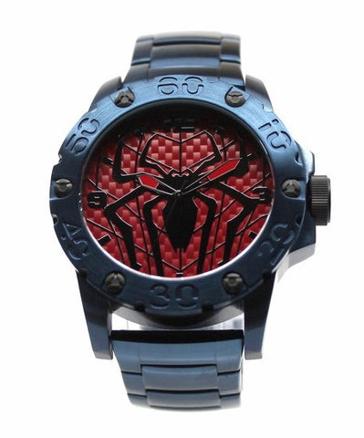 The Amazing Spider-Man 2 Limited Edition Exclusive Watch (Spiderman SPM2254) - SuperheroWatches.com