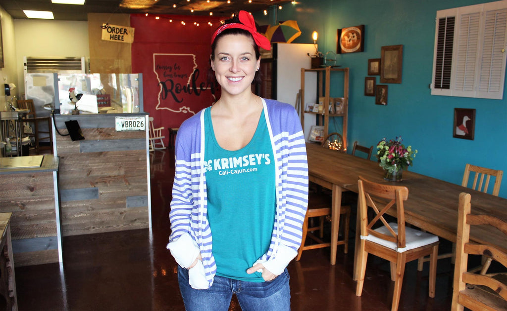 Damn Good Food: Krimsey's Cajun Vegan Restaurant