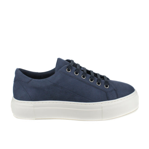 Maddie Platform Sneaker in Blue from Novacas