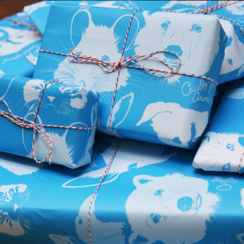 RC Wrapping Paper