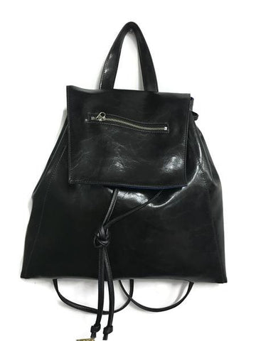 Backpack in Black from Crystalyn Kae