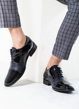 Munster Captoe Oxford Shoe
