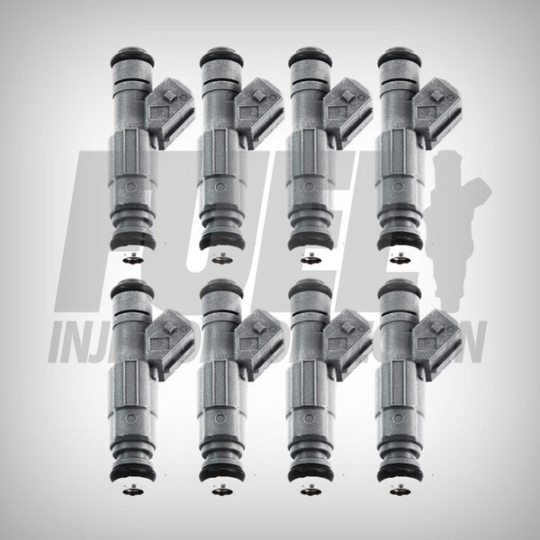 85-92 Camaro 305 Bosch Design III 19 LB Set - Fuel Injector Connection