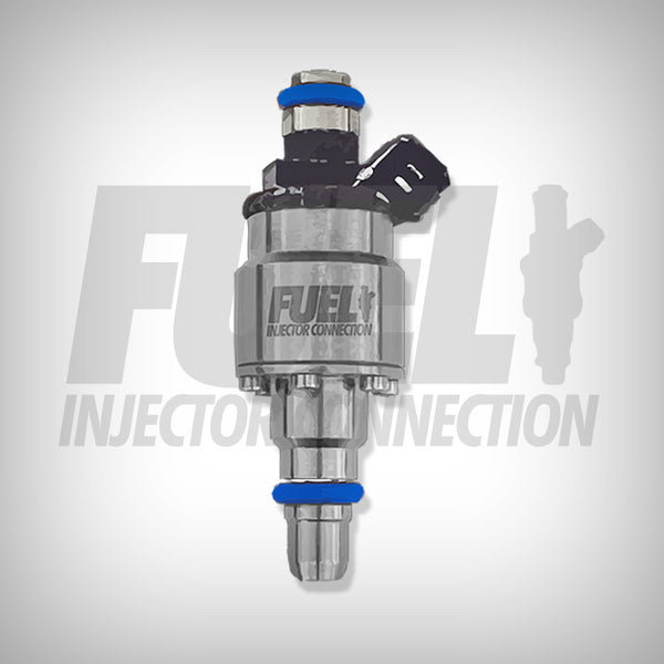 Billet Atomizer 325 LB Racing Injector - Fuel Injector Connection