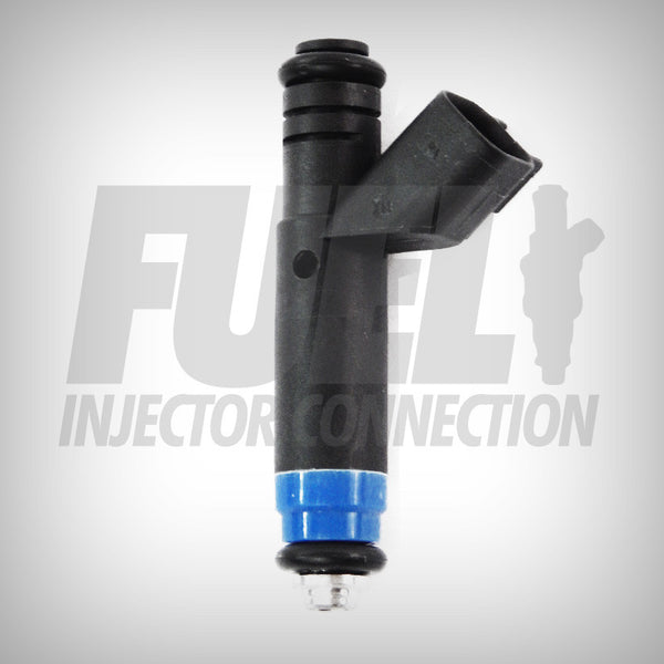 80 LB Siemens Deka EV6 High Impedance Injector for Ford - Fuel Injector Connection