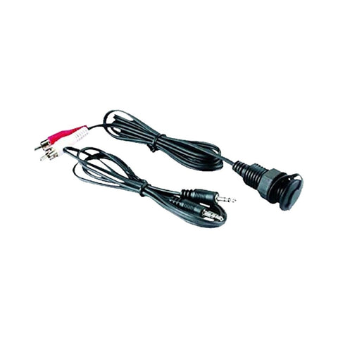Seachoice Panel Mount MP3 / AUX Adapter