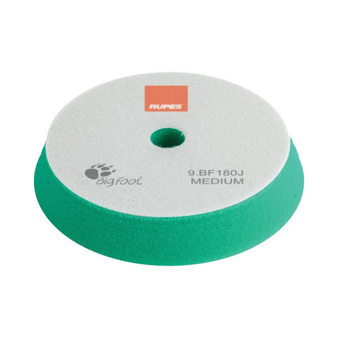 Rupes 150 mm / 180 mm Velcro Backing Polishing Foam Pad - Medium