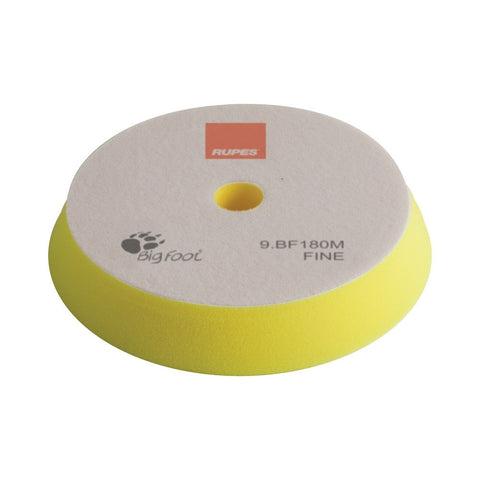 Rupes 150 mm / 180 mm Velcro Backing Polishing Foam Pad - Fine
