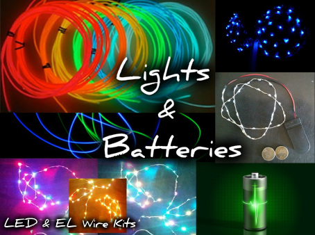 Lights & Batteries