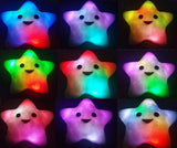 LED Star Pillow - Twisted Glow