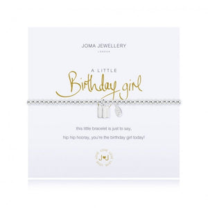 'A Little Birthday Girl' Joma Bracelet