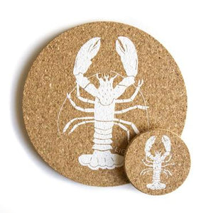 Liga Lobster Cork Placemat