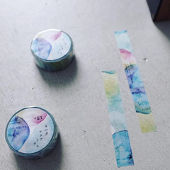 YOHAKU Original Washi Tapes Collection IV