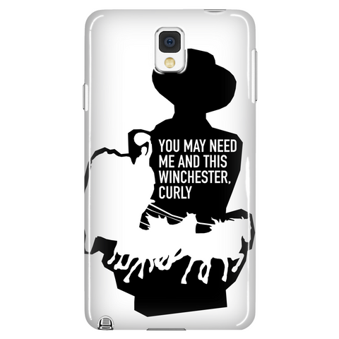 "John Wayne ""You May Need Me..."" Phone Case"