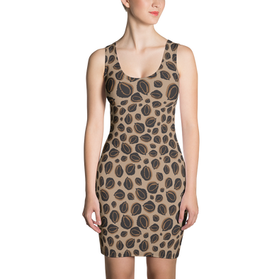 Durian Cheetah Dress