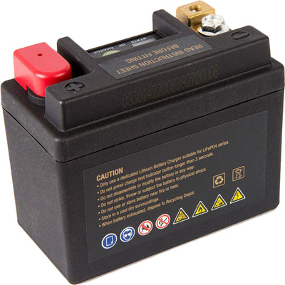 Motocell MLG7L 24WH Lithium Gold Battery