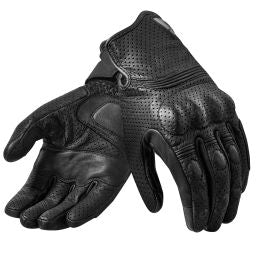 REV'IT rev it gloves fly 2 rogue motorcycles perth cheapest cafe racer leather black