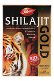 Dabur Shilajit Gold Capsules - Powerful Sexual Stimulant, Aphrodisiac, Rejuvenation, Sexual Health