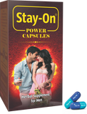Stay-On Power 30's Capsule Herbal Supplement For Men