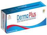 Allens Derma Plus Cream For Fungal Infections, Ring Worms, Eczema, Psoriasis, Neuro Dermatitis, Intertrigo, & Urticaria