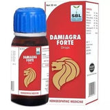 SBL Damiagra Forte Drops - Management Of Erectile Dysfunction