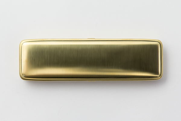 Traveler's Company Brass Pen Case