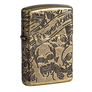 Freedom Skull 360 Multicut