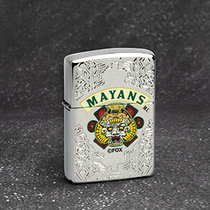 Mayans Lighters