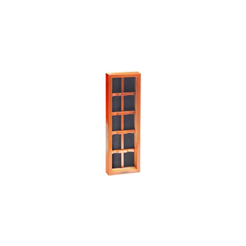10 Piece Lighter Display Case